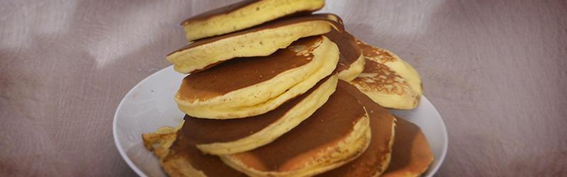 mes bons pancakes