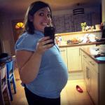 ventre 6 mois grossesse